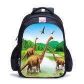 侏羅紀恐龍幼兒園大中小小學生1-4年級男孩書包兒童3-9歲後背背包【一周年店慶限時85折】