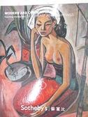 【書寶二手書T2/收藏_EA8】Sotheby s_Modern and Contemporary…Paintings_2011/10/3