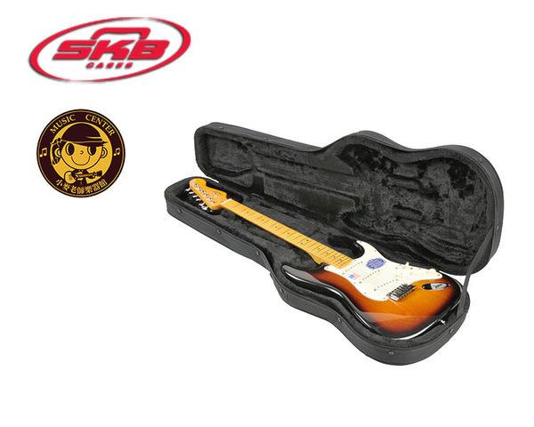 【小麥老師樂器館】SKB SCFS6 電吉他專用輕體硬盒 SCFS-6 吉他 PICK