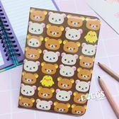 正版 拉拉熊 SAN-X 牛奶妹懶熊 護照夾 護照套 收納套 B款 COCOS DY097