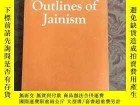 二手書博民逛書店Outlines罕見of JainismY234641 Outl