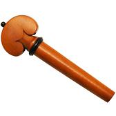 小叮噹的店- V-V41 棗木小提琴弦軸 小提琴弦栓/弦鈕 單支售