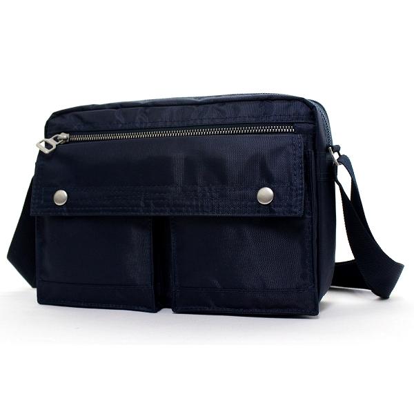 男包 日系雙口袋雙層男包女包側背包包 NEW STAR BL49