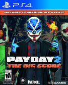 PS4 Payday 2: The Big Score 劫薪日 2:大得分(美版代購)