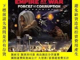 二手書博民逛書店Star罕見Wars Empire at War: Forces