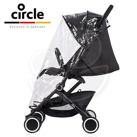 德國 Circle Poppin推車 - 雨罩【佳兒園婦幼館】