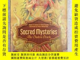 二手書博民逛書店Sacred罕見Mysteries: The Chakra Or