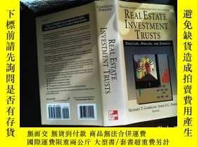 二手書博民逛書店Real罕見Estate Investment Trusts: Structure, Analysis and S