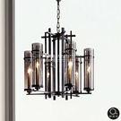 吊燈★LOFT工業風 燭光復古燭台 6燈✦燈具燈飾專業首選✦歐曼尼✦