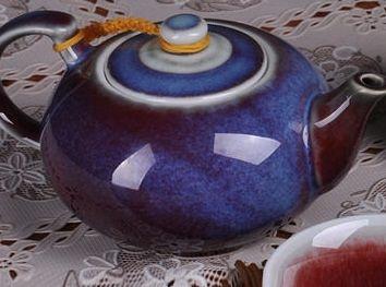 正品陶瓷茶具  沖茶壺