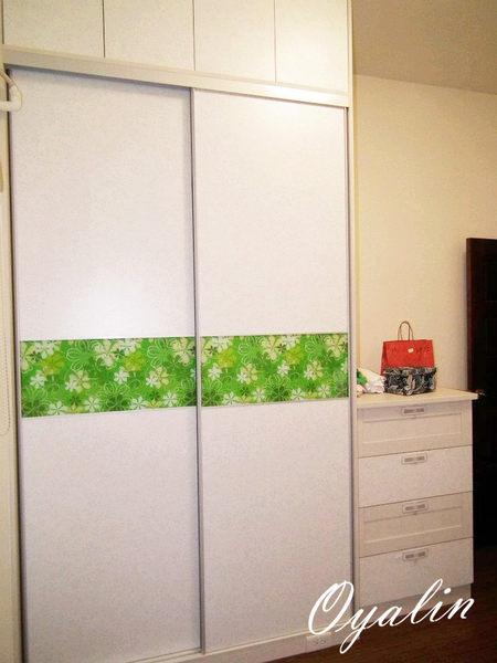 【歐雅系統家具】鋁框推拉門板衣櫃