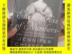 二手書博民逛書店enchantress罕見of numbersY260738 n