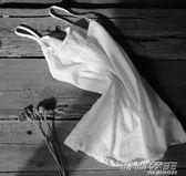 棉麻原創女背心夏季 寬鬆大碼上衣森繫文藝范純色禪意吊帶 打底衫  時尚教主