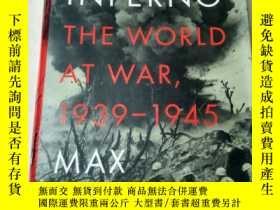二手書博民逛書店Inferno:罕見The World at War, 1939