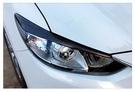 【車王小舖】Mazda 馬自達6 ALL NEW Mazda 6 馬6 碳纖維 大燈框 大燈眉 裝飾條 裝飾框