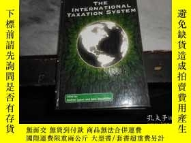 二手書博民逛書店THE罕見INTERNATIONAL TAXATION SYST
