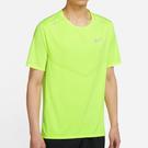 NIKE DRI-FIT RISE 365 男裝 短袖 休閒 慢跑 訓練 透氣 反光 綠【運動世界】CZ9185-702