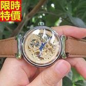 機械錶-明星同款設計經典款男手錶5j67【巴黎精品】