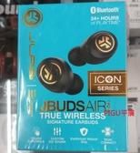 平廣 JLab JBUDS AIR ICON 藍芽耳機 送繞台灣公司貨保1年 真無線 觸屏 最長可24小時