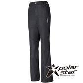 PolarStar 女 防水保暖長褲『黑』P15410