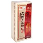 韓國 高麗人蔘顆粒茶精緻木盒裝(50入/盒) 【美日多多】