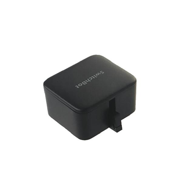 [9美國直購] SwitchBot智能開關機器人 No Wiring Wireless App 兼容Alexa/Google Home/HomePod/IFTTT 黑/白