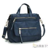 三用包-法國盒子.韓系訂製潮流時尚三用包(共五色)L3130