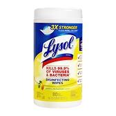 來舒 除菌濕巾 檸檬微風味80片 (473g)