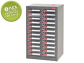 樹德櫃【YUDA 】A6V 224P 24 抽零件櫃分類櫃耐重櫃新竹以北免