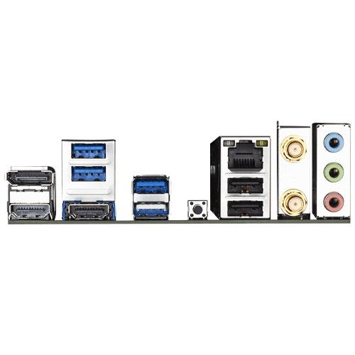 GIGABYTE 技嘉 A520I AC Mini-ITX 超耐久主機板 AM4 Intel無線網路 Q-Flash Plus