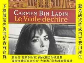 二手書博民逛書店Le罕見Voile déchiré(法語原版)Y171402 Carmen Ben Laden (Author