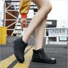 【X886】雨鞋 女性時尚 中筒雨靴 防水防滑韓版雨靴