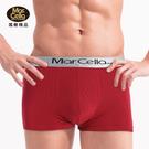 瑪榭 MEN'S輕柔織帶抽針平口褲 MM-51646