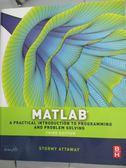 【書寶二手書T7/大學資訊_YAT】MATLAB: A Practical Introduction to Progra