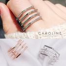 《Caroline》★韓國熱賣造型時尚  華麗設計感戒指71287