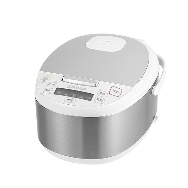 【TATUNG 大同】6人份微電腦電子鍋 (TRC-06REC)|電子鍋 大同 鍋