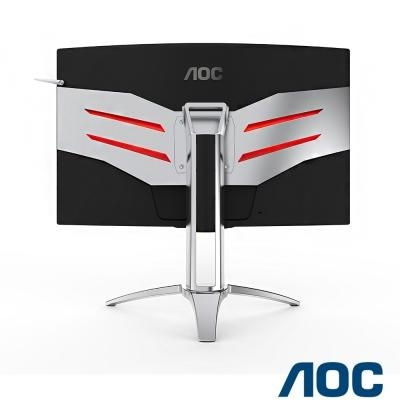 AOC AGON AG322QCX 31.5吋曲面VA(16:9 黑色)液晶螢幕【刷卡含稅價】