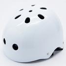 D.L.D  多輪多  專業直排輪安全帽  溜冰鞋 自行車 商檢合格安全頭盔--白