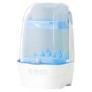 小饅頭**Nac Nac 觸控式消毒烘乾鍋-T1(藍)(4711020200030)