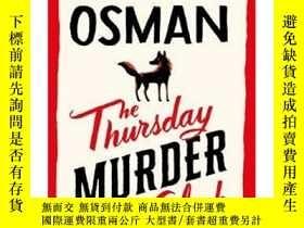 二手書博民逛書店The罕見Thursday Murder Club 英文原版書籍 Richard OsmanY238343