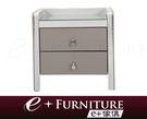 『 e+傢俱 』BB14 托拜西 Tobias 現代時尚 簡約設計 高質感 床頭櫃 | 收納櫃