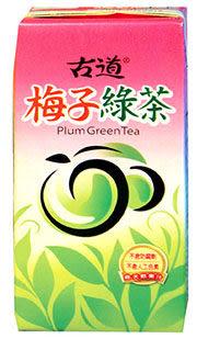 古道 梅子綠茶 300ml