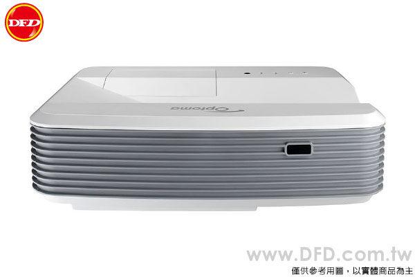 Optoma 投影機 EH320UST 超短焦多功能投影機 公司貨