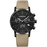瑞士WENGER Urban Classic都會時尚手錶 01.1743.117