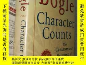 二手書博民逛書店Character罕見Counts:The Creation a