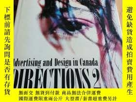 二手書博民逛書店DIRECTIONS罕見2 Advertising and De