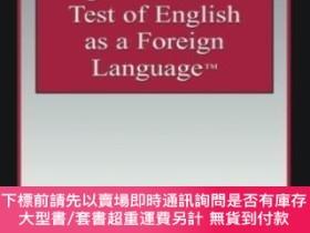 二手書博民逛書店Building罕見A Validity Argument For The Test Of English As