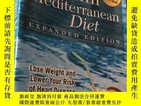 二手書博民逛書店the罕見Miami Mediterranean Diet ( EXPANDED EDITION) 平裝Y58