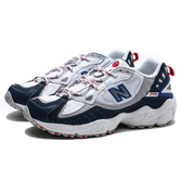 NEW BALANCE NB 703 深藍白 網布 麂皮 反光LOGO 休閒鞋 男 (布魯克林) ML703BE