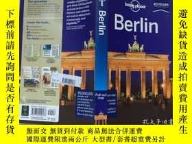 二手書博民逛書店Berlin罕見(Lonely Planet City Guid